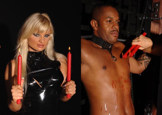 Kassey Krystal - House of Taboo - BDSM Nude Pics