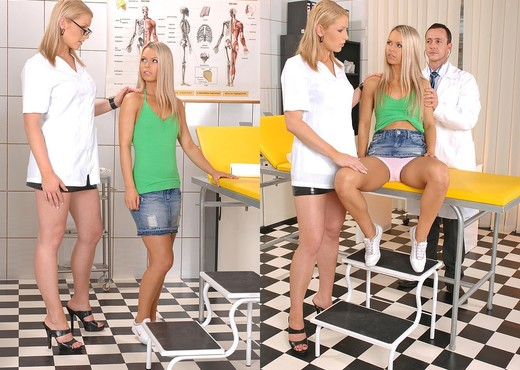 Niki Sand & Sabrina - House of Taboo - Ass TGP