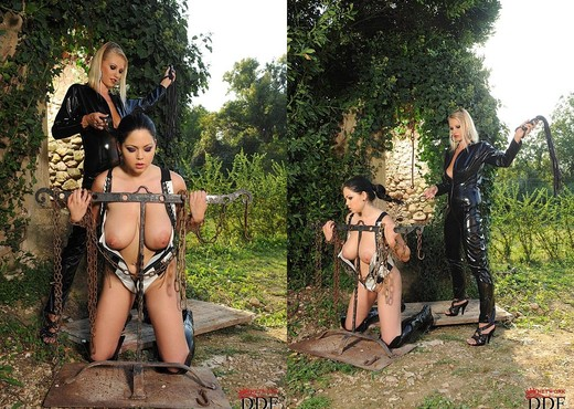 Nikita Valentin & Shione Cooper - BDSM Sexy Photo Gallery