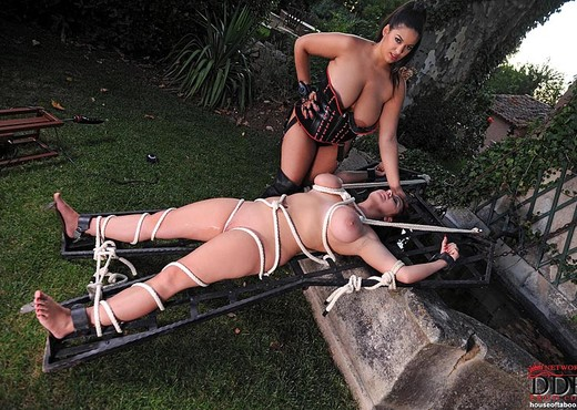 Anais Hills & Kora - House of Taboo - BDSM Sexy Gallery