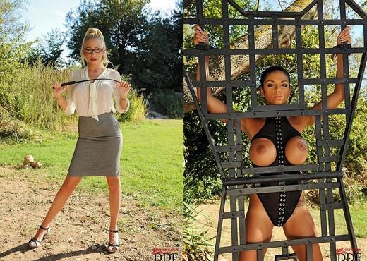 Danielle Maye & Krystal Webb - BDSM Nude Pics