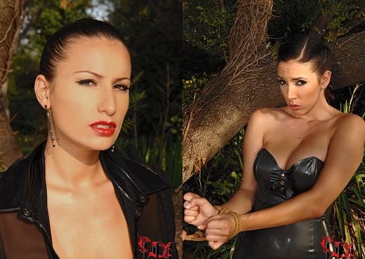 Jelena Jensen & Sensual Jane - BDSM Nude Pics