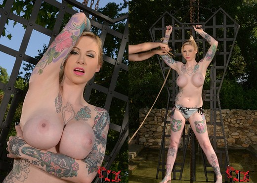 Hollie Hatton - House of Taboo - BDSM Nude Gallery