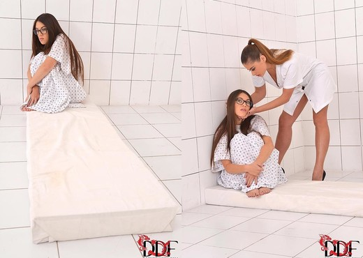 Cathy Heaven & Tiffany Doll - Hardcore Picture Gallery