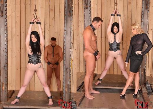 Kathia Nobili & Lucia Love - BDSM Hot Gallery