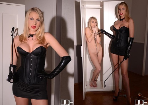 Chloe Toy & Danielle Maye - House of Taboo - BDSM Hot Gallery