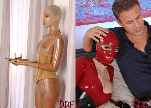 Katia De Lys & Latex Lucy - House of Taboo - Hardcore Sexy Gallery