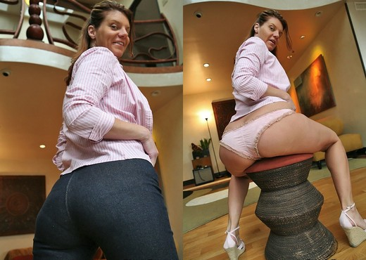 Kayla - Ass Candy - 40 Inch Plus - Ass TGP