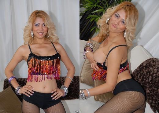 Barbara - Sex And Salsa - 8th Street Latinas - Latina Sexy Photo Gallery