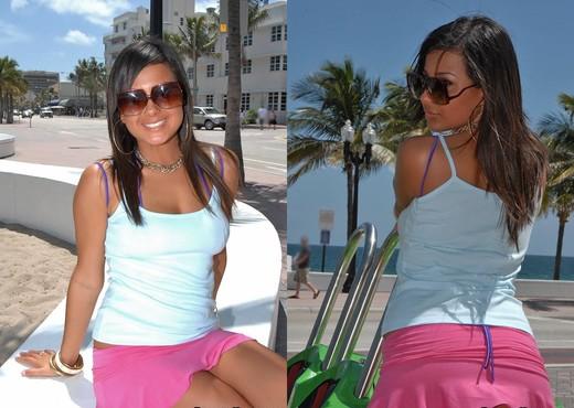 Latina Teen Samira 40