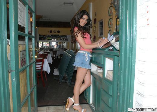 Paola - Toca Me - 8th Street Latinas - Latina Image Gallery