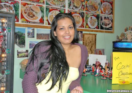 Amina - Que Rica - 8th Street Latinas - Latina Nude Pics