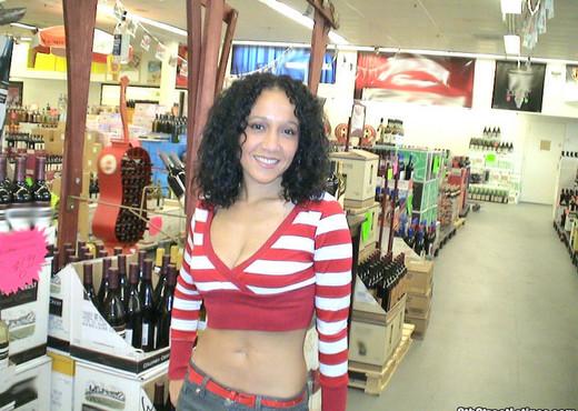 Emma - Liquor Good - 8th Street Latinas - Latina Picture Gallery