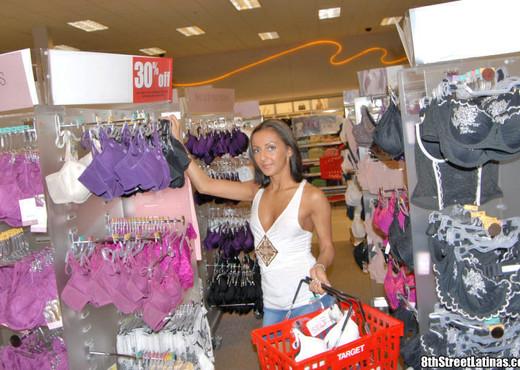 Amira - Baja Panties - 8th Street Latinas - Latina Sexy Photo Gallery