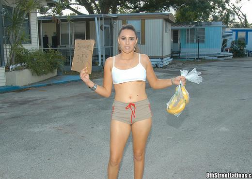 Adriana - Chiquita Banana - 8th Street Latinas - Latina Nude Gallery