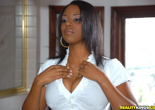 Allia - Always Natural - Big Naturals - Ebony Hot Gallery
