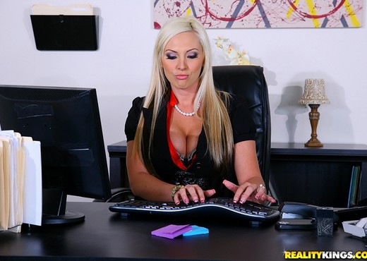 Skylar Price - Employee Services - Big Tits Boss - Boobs HD Gallery