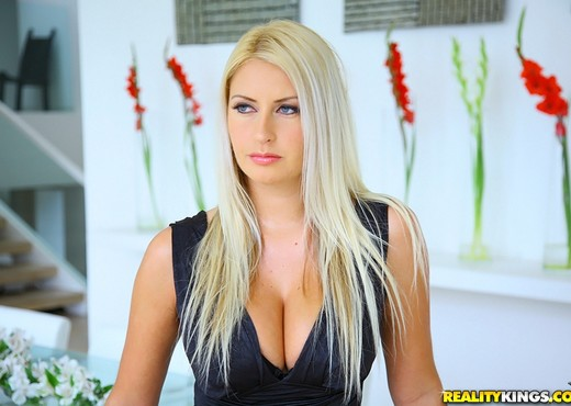 Chantelle Skye - Business Is Pleasure - Big Tits Boss - Boobs Sexy Gallery