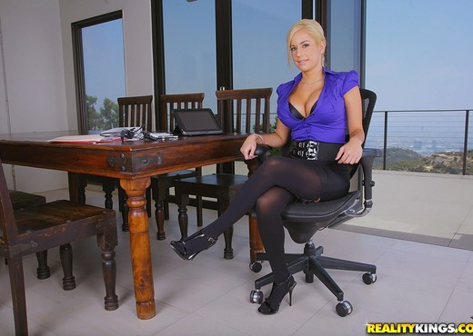 Mariah Madysinn - Breast Side Story - Big Tits Boss - Boobs Nude Pics