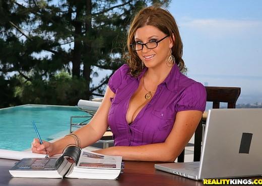 Sara Stone - Special Agenda - Big Tits Boss - Boobs Nude Pics