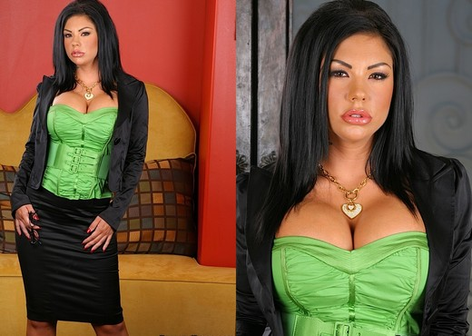 Mason Moore - Standing At Attention - Big Tits Boss - Boobs Image Gallery