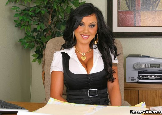 Mariah Milano - Money Maker - Big Tits Boss - Boobs Hot Gallery