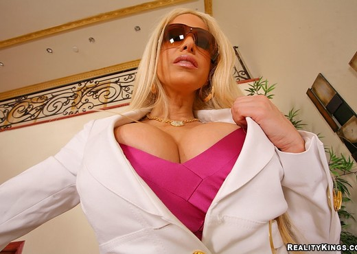 Gina Lynn - Always On Top - Big Tits Boss - Boobs HD Gallery