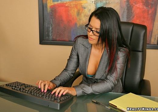 Eva Angelina - Bossin' Up - Big Tits Boss - Boobs Nude Gallery