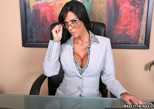 Veronica Rayne - Mandatory Overtime - Big Tits Boss - Boobs Hot Gallery