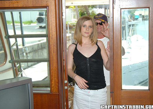 Shelly - Ass Inspections - Captain Stabbin - Anal Hot Gallery