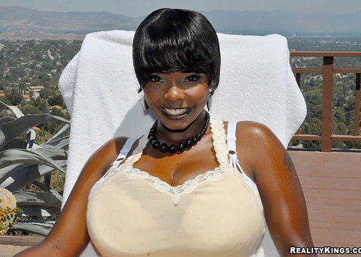 Stacy Adams - Juicy Candy - Extreme Naturals - Ebony TGP