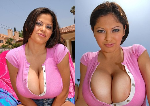 Evie Dellatossa - All About Eve - Extreme Naturals - Boobs Picture Gallery
