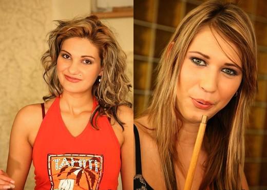 Madison Parker, Linda Ray, Emanuelle - Trick Shots - Hardcore Nude Pics