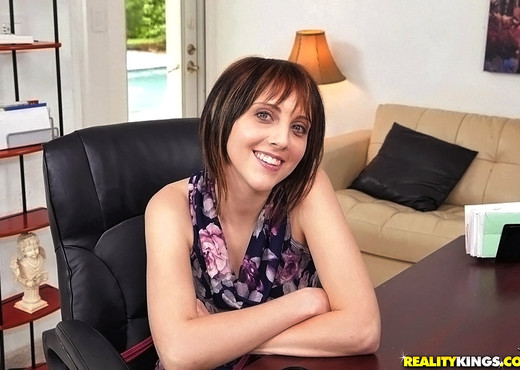 Nickey - Naughty Nickey - First Time Auditions - Amateur Nude Gallery