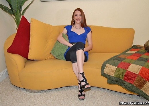 Saige - Muff Said - First Time Auditions - Amateur Nude Gallery