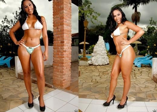 Alana Freitas - Fond Of Alana - Mike In Brazil - Anal Nude Pics