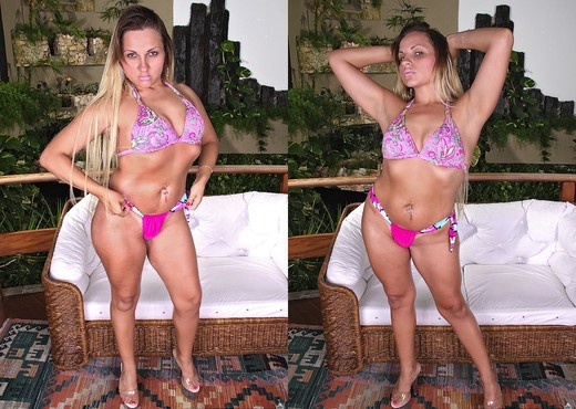 Mariana Kriguer - Brazilian Ambition - Mike In Brazil - Anal Image Gallery