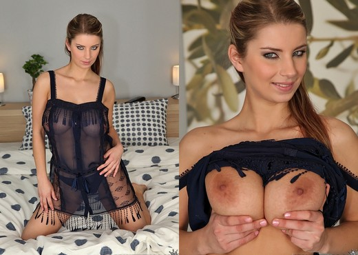 Katerina Hartlova - So Busty - Mike's Apartment - Hardcore Picture Gallery