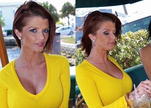 Joslyn James - Natural Beauty - MILF Hunter - MILF Picture Gallery