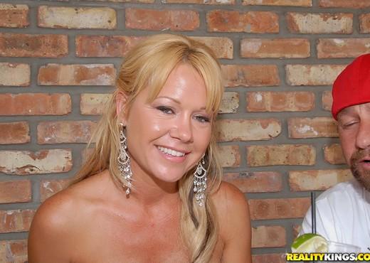 Jenny Hamilton - Nice Spread - MILF Hunter - MILF Sexy Gallery