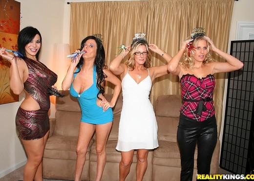 Arianna Labarbara, Brianna Ray & Kristen Cameron - Lesbian Picture Gallery