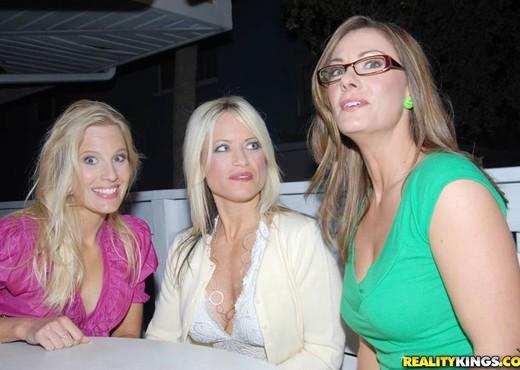 Brianna Ray, Kristen Cameron, Kc Green - MILF Next Door - Lesbian Nude Pics