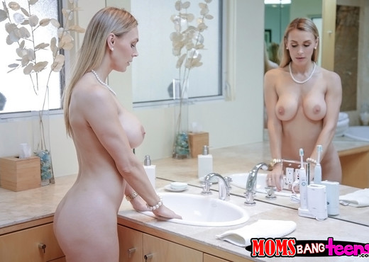 Tanya Tate & Staci Silverstone - Bang Camp - Moms Bang Teens - Hardcore Sexy Gallery