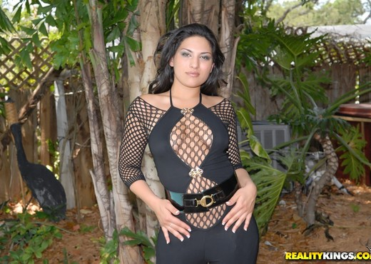 Jazmine Star - Mesh Mash - Monster Curves - Hardcore HD Gallery