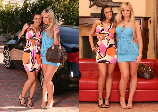 Jessica Lynn, Rachel Starr - Nothing Butt Love - Hardcore Porn Gallery