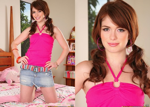 Ashlyn Rae - Lovely Juice - Pure 18 - Teen Hot Gallery