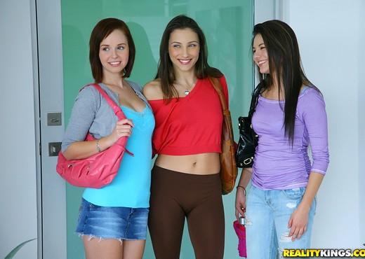 Celeste Star, Hayden Winters, Shyla Jennings - Wet Ones - Lesbian Porn Gallery