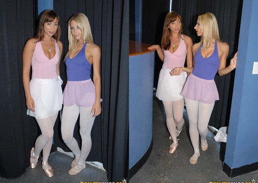 Breanne Benson, Louisa Lanewood, Sammie Rhodes - Lesbian Nude Pics