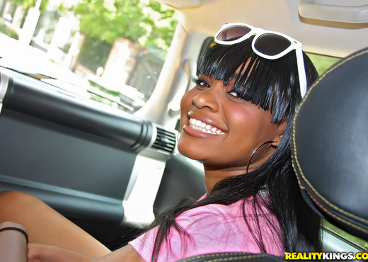 Lexi Doll - Pretty In Pink - Round And Brown - Ebony Sexy Photo Gallery