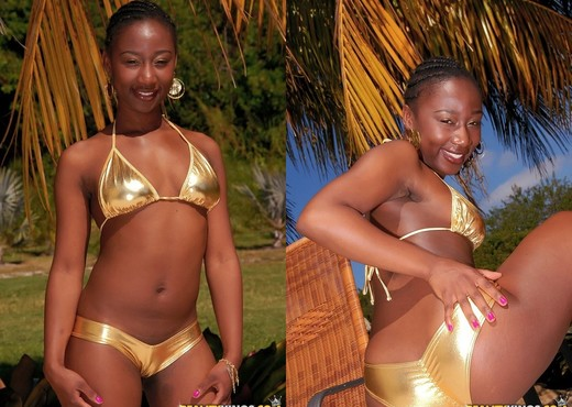 Kenya Sweetz - The Gold Load - Round And Brown - Ebony Picture Gallery